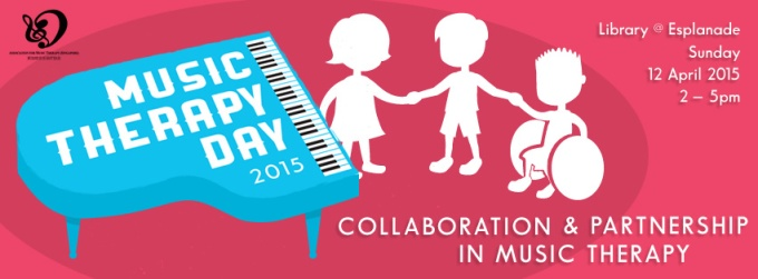 Music Therapy Day banner
